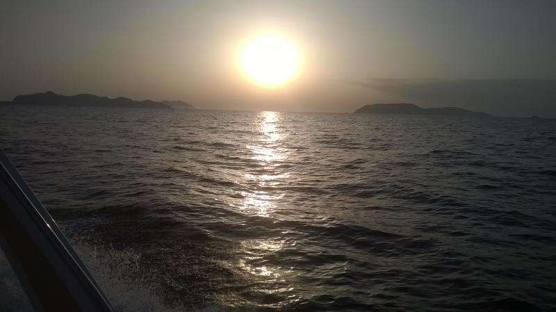 tramonto egadi