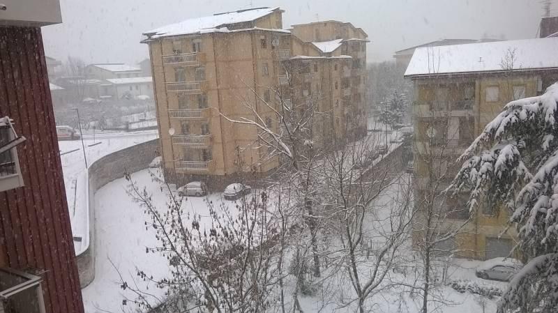 molta neve