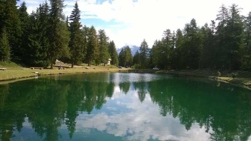 Il lago di gorza'