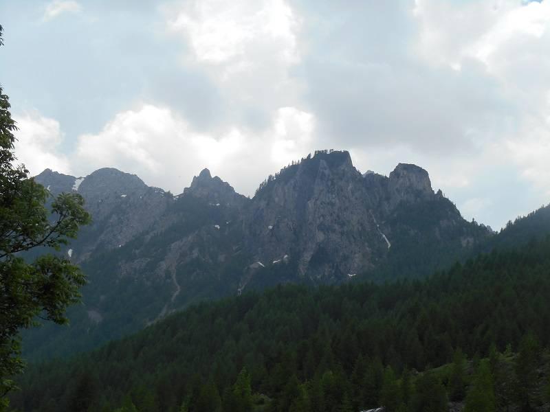 Le Dolomiti del Piemonte alta Valle Maira Cuneo