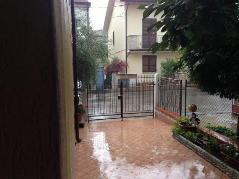 Pioggia e temporale