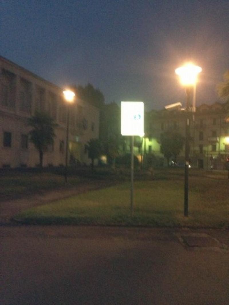 Ore 6:45 Piazza del Popolo