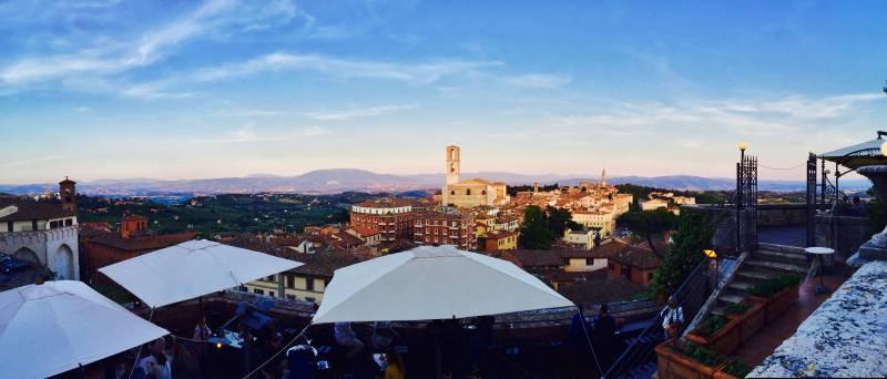 Perugia Landscape