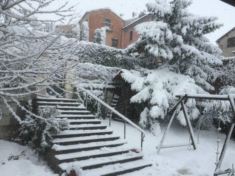 Neve Il 5 Marzo