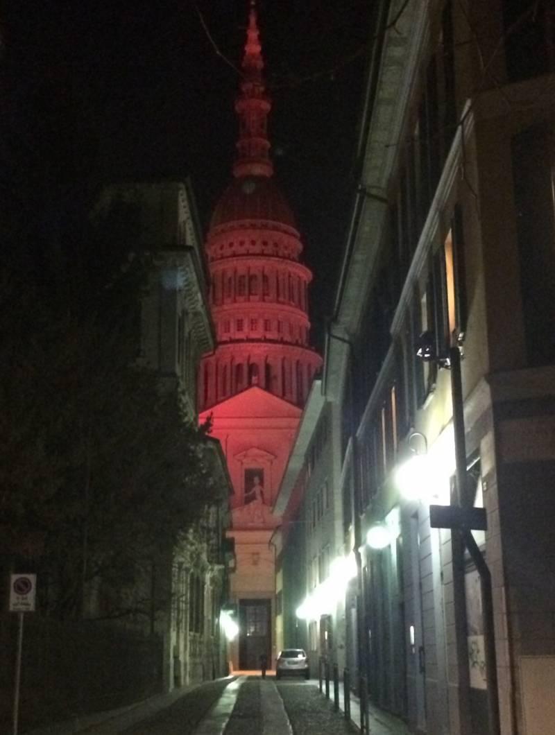 cupola rosa