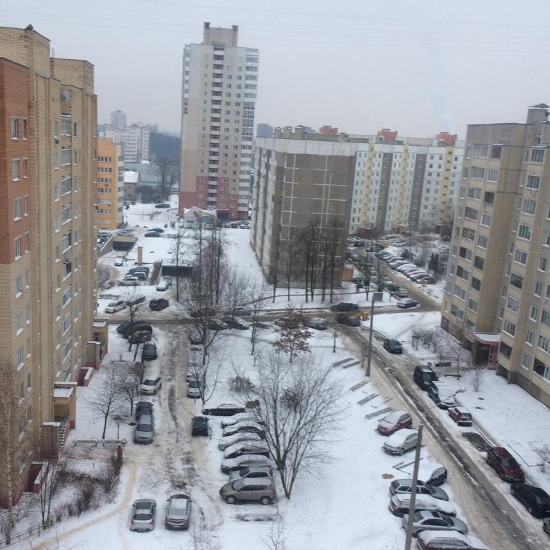 Fotosegnalazione di Minsk