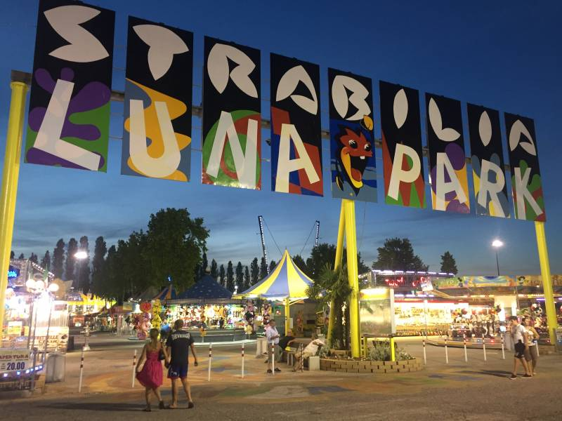 Strabilia luna park