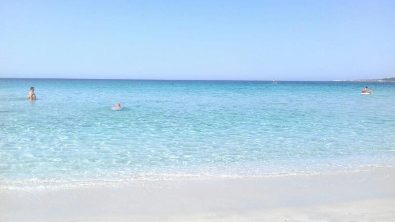 Spiaggia di sanea scoada