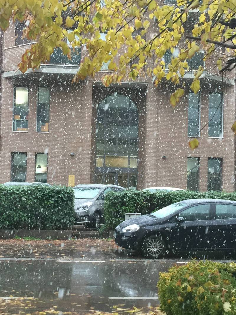 neve 13 novembre
