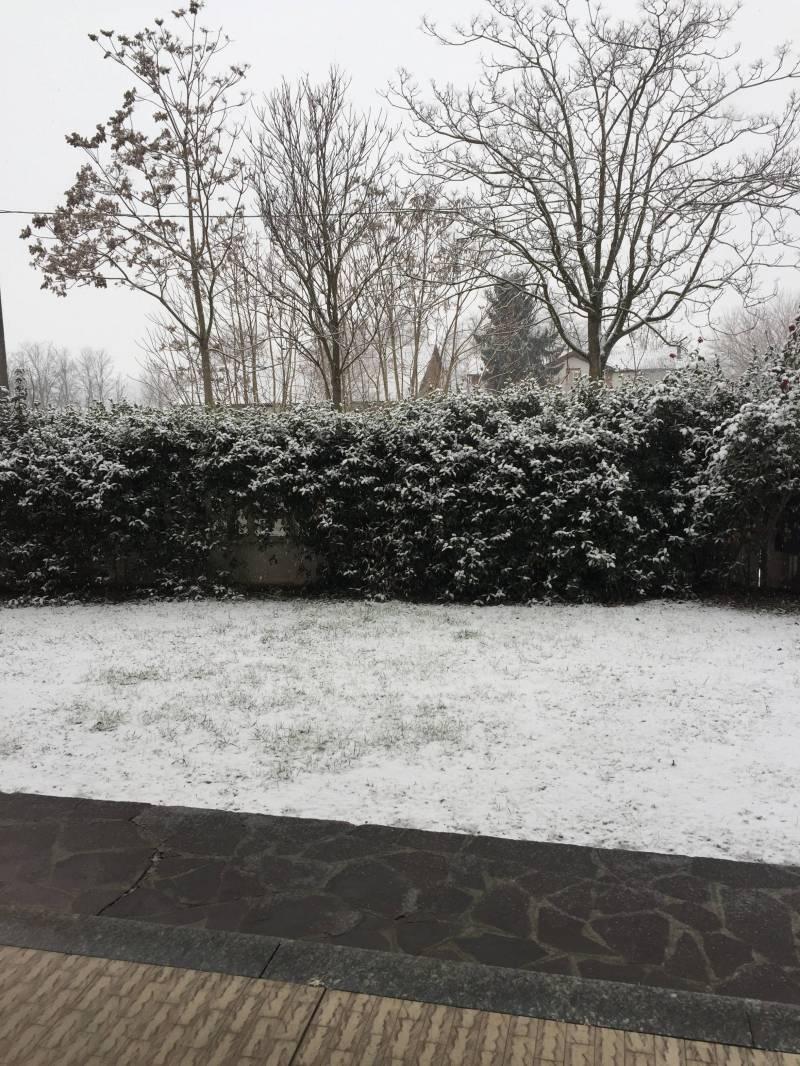 E' arrivata la neve