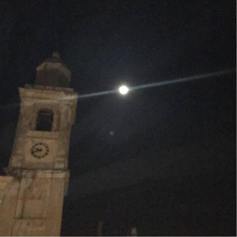 Loano by night