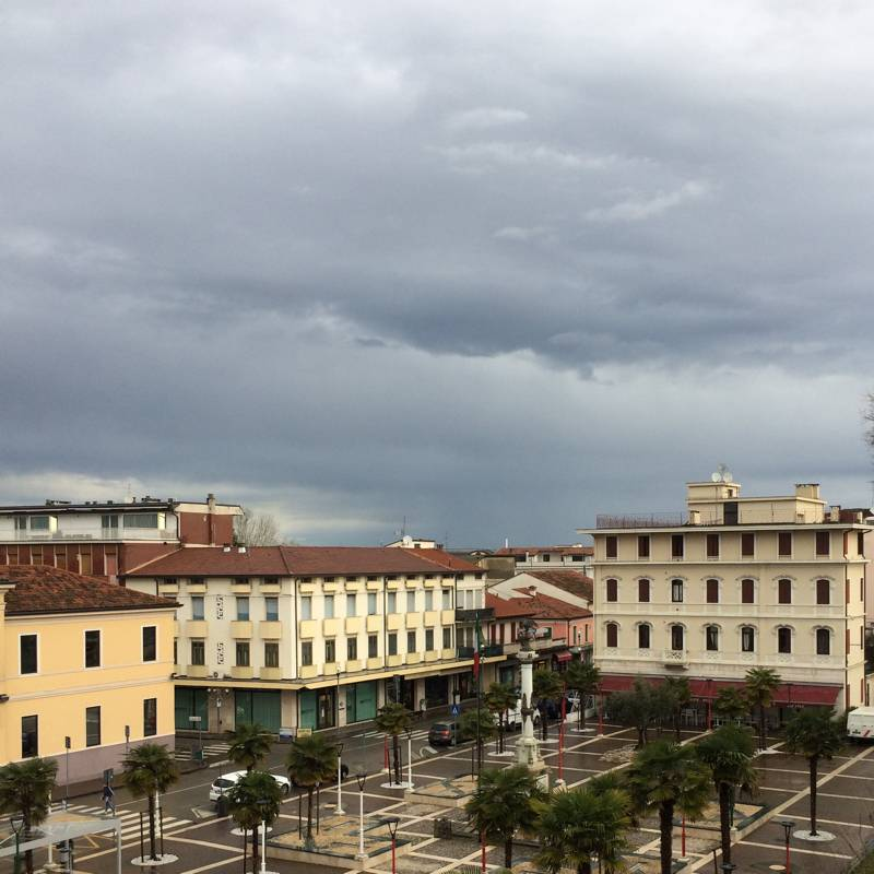 Foto Meteo: Fotosegnalazione Di Abano Terme « 3B Meteo