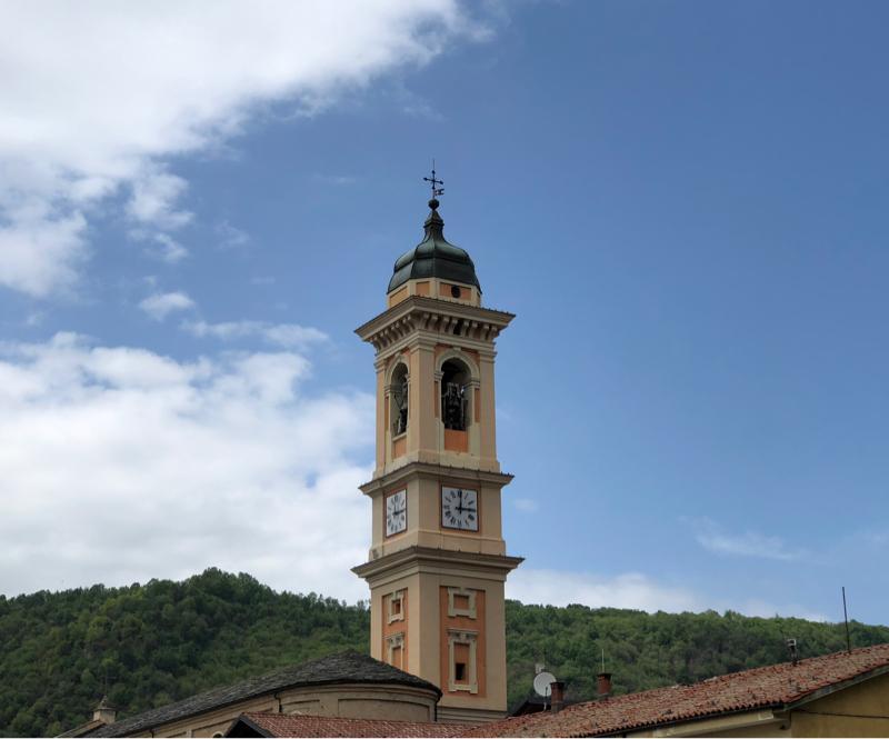 Fotosegnalazione di Roccaforte mondovi'