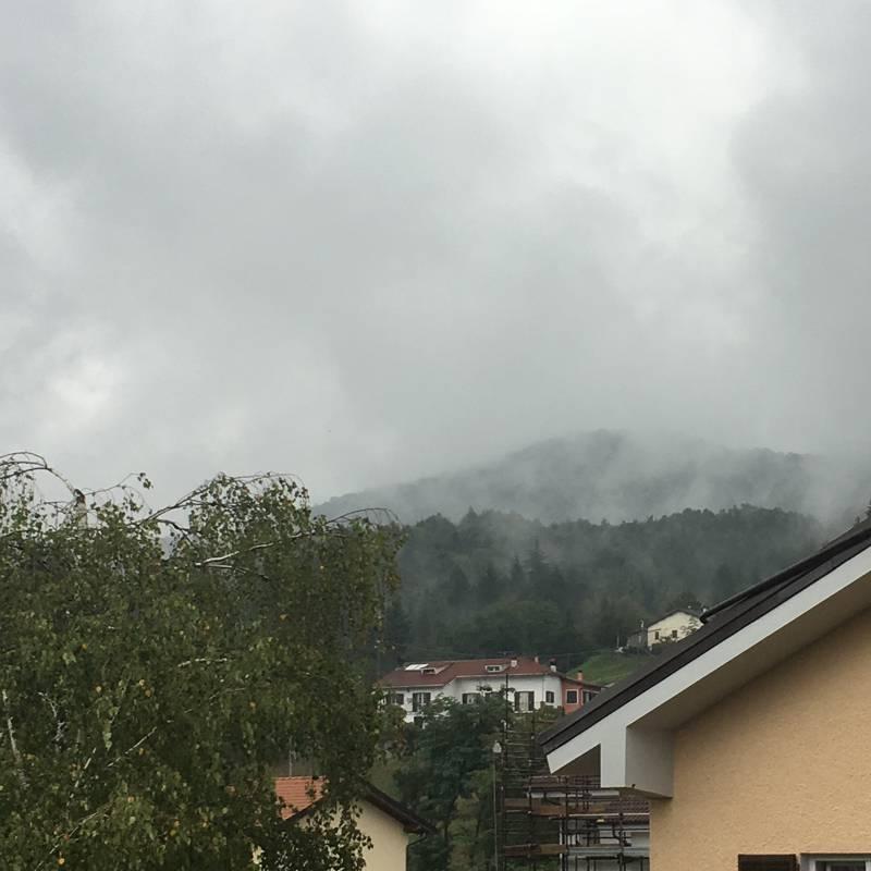 Foto Meteo: Nuvoloni A Calizzano « 3B Meteo