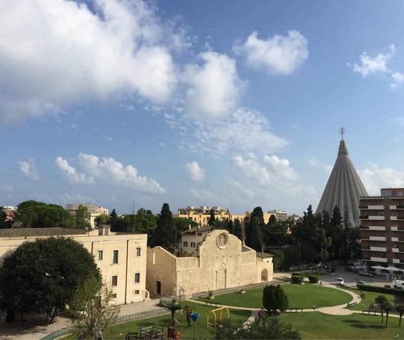 Un attimo di pace e bel tempo a Siracusa