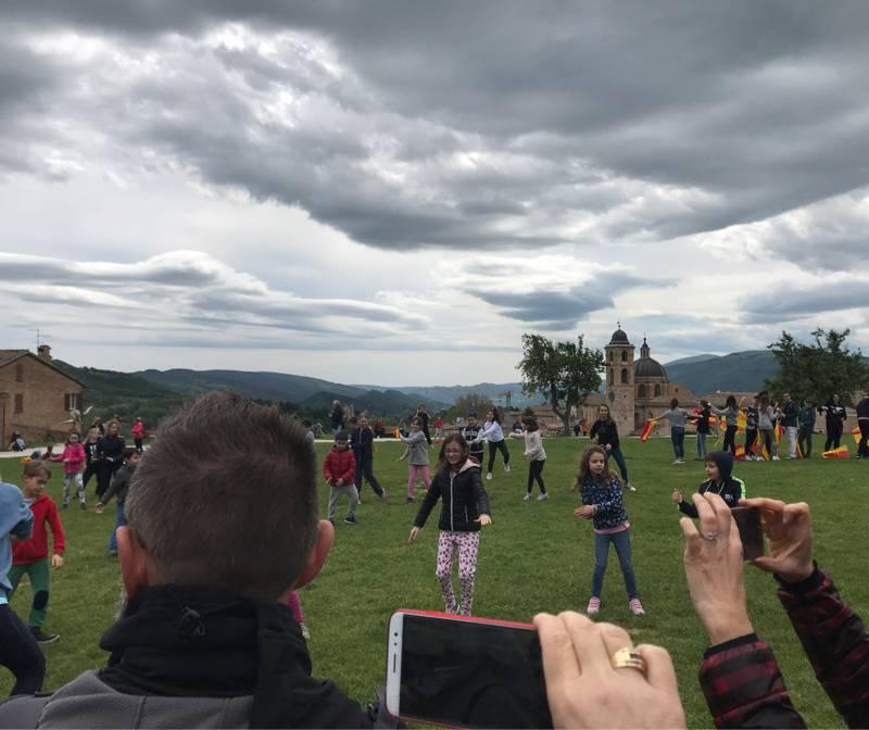 Fortezza albornoz Urbino