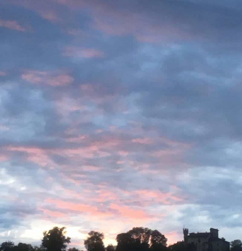 Rosso di sera bel tempo si spera