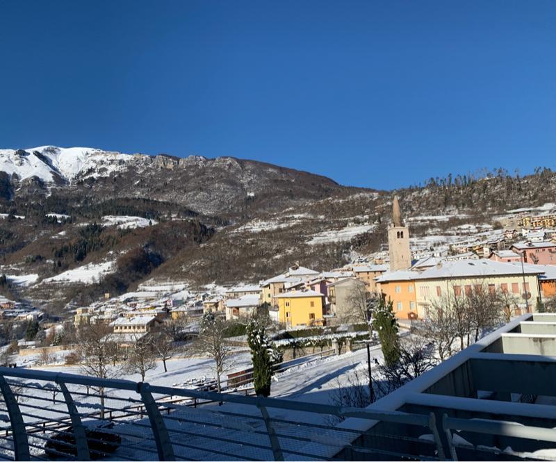 Brentonico e la neve