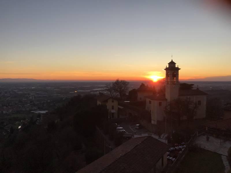 San vigilio tramonto
