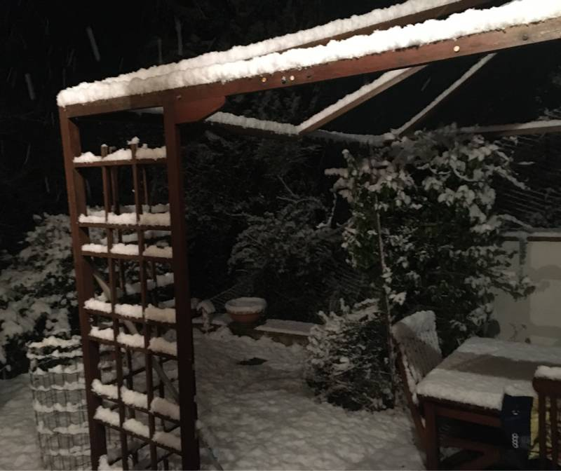 Neve a Perugia