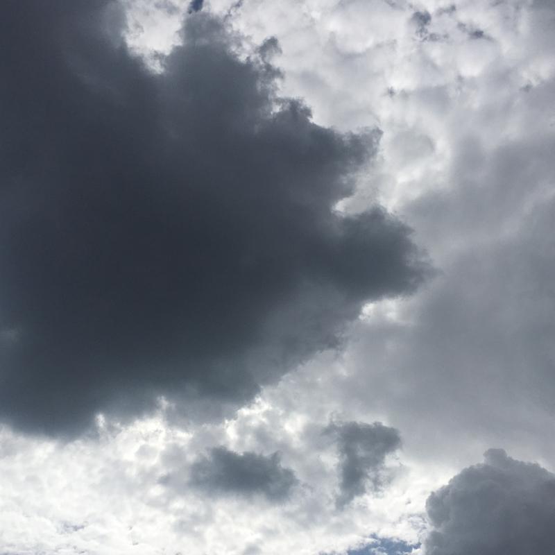 Nubi in avvicinamento
