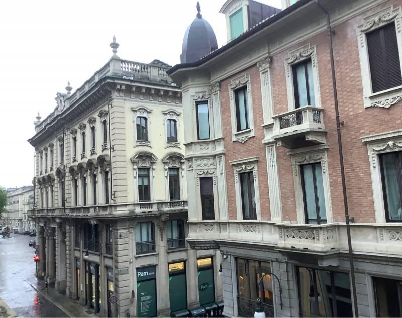 Torino piazza solferino ore 730