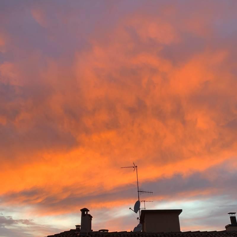 Bologna al tramonti
