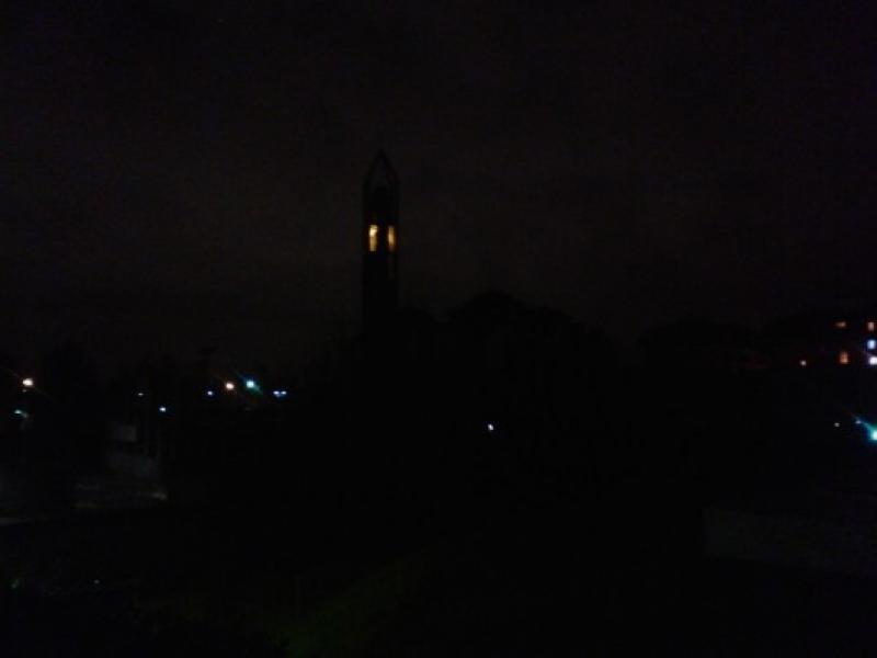 Chiesa by night