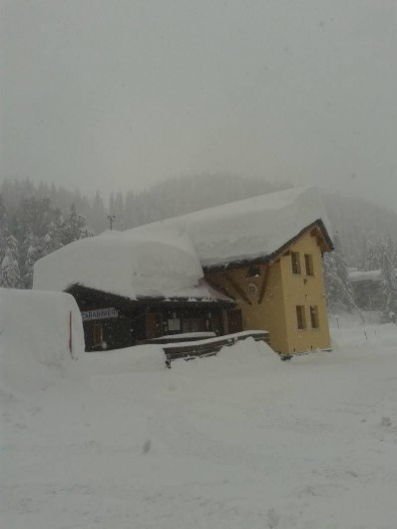 Fai come la neve passa l'inverno a Madesimo