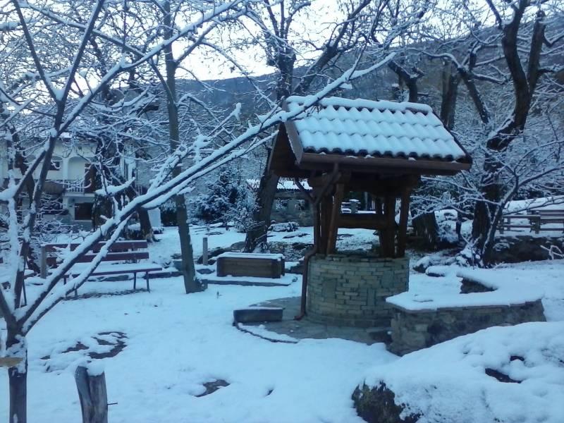 prima nevicata
