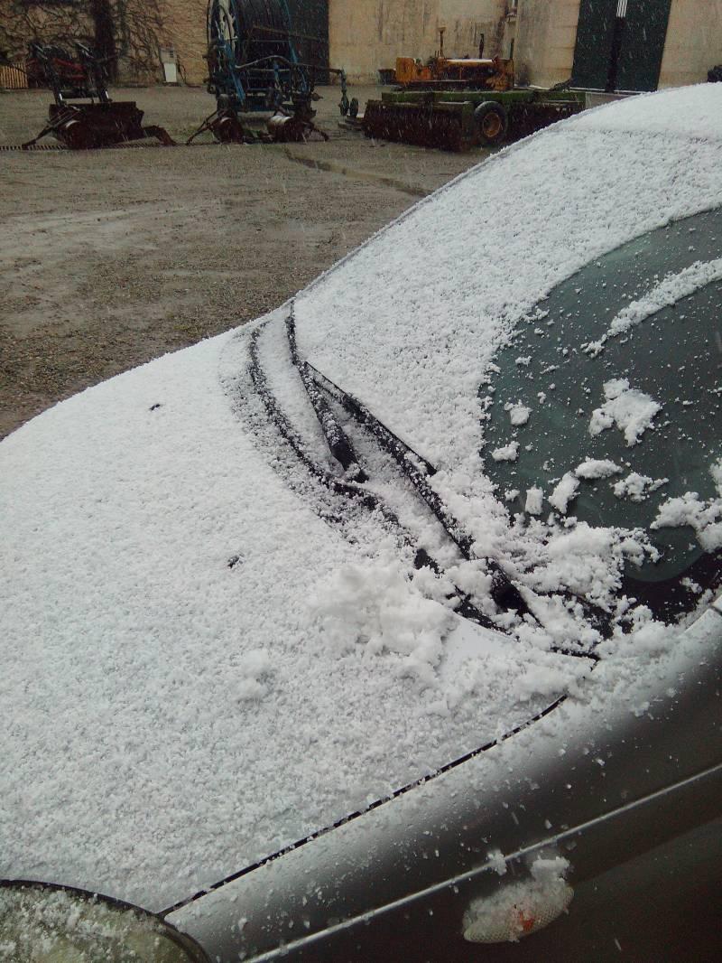 neve a Crotone finalmente