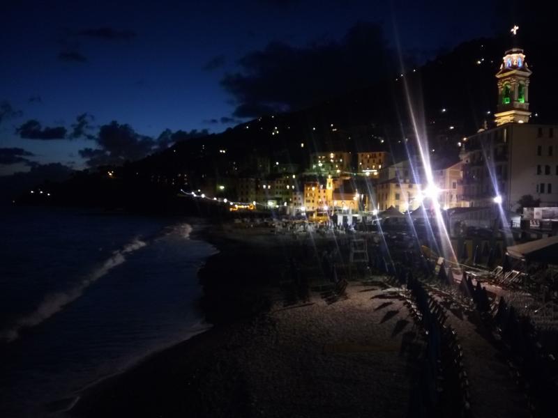 Sori by night