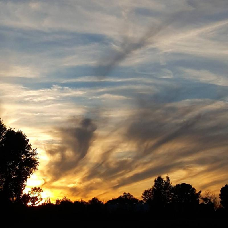 Le nubi cirriformi