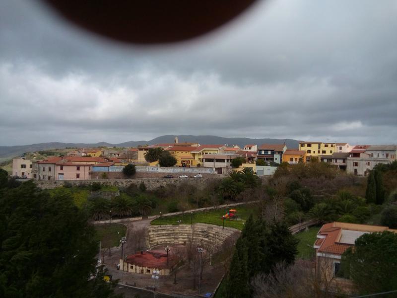 Anfiteatro e zona di sopra