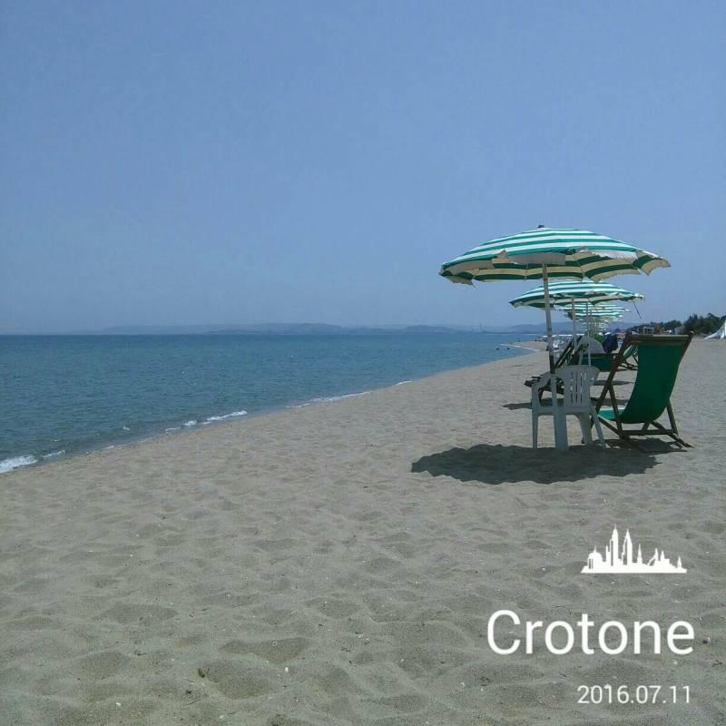 Fotosegnalazione di Crotone