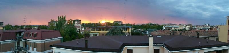 Modena dopo il temporale