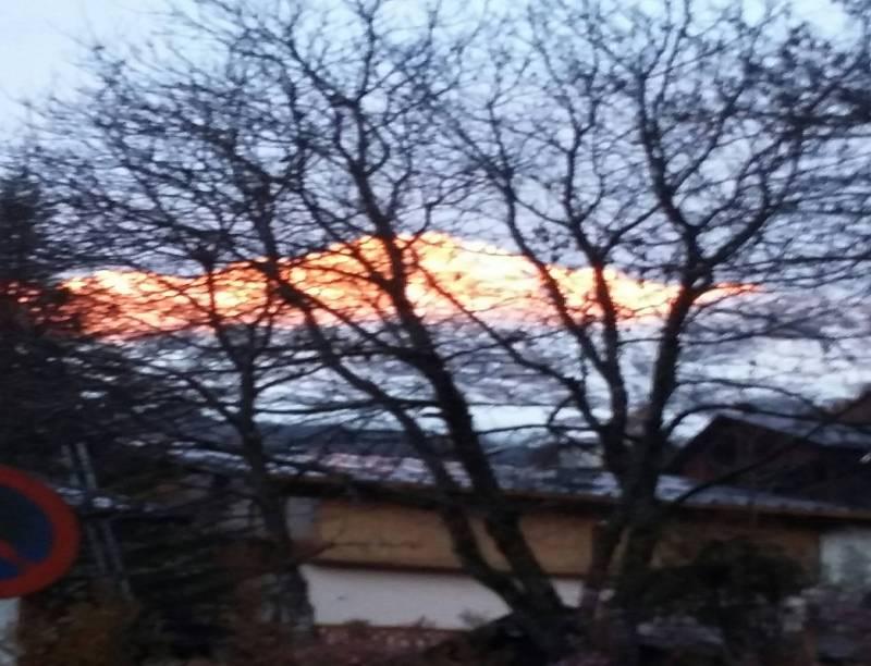 moiazza all alba