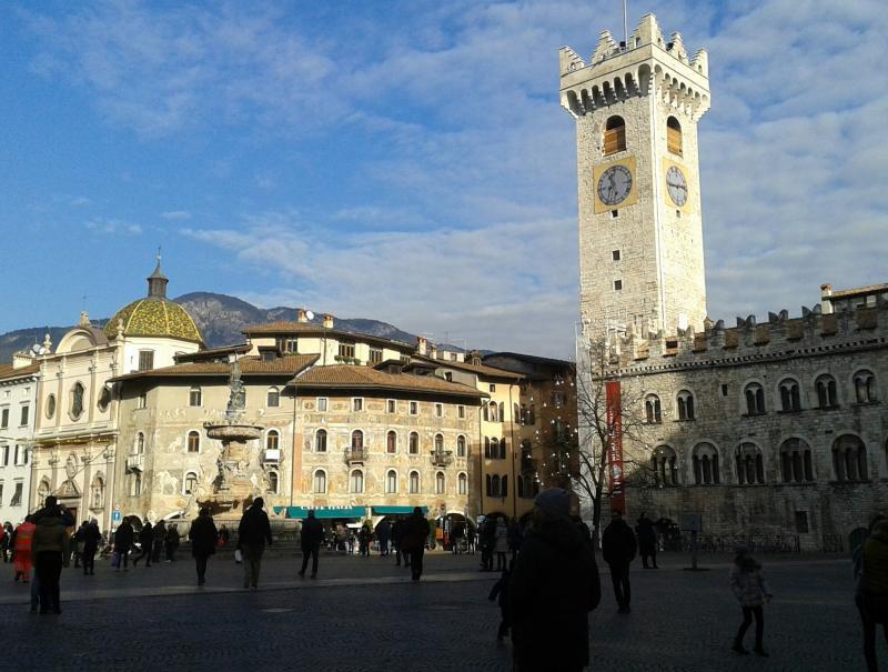 sole a Trento