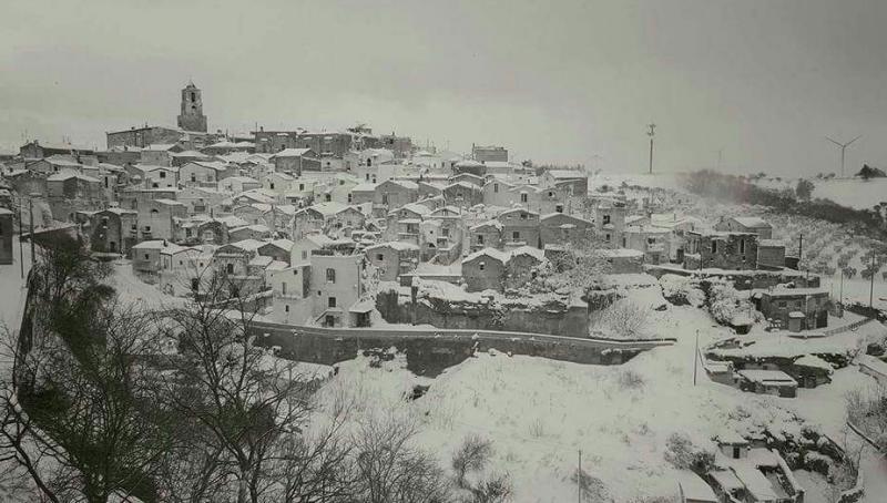 nevicata 2017