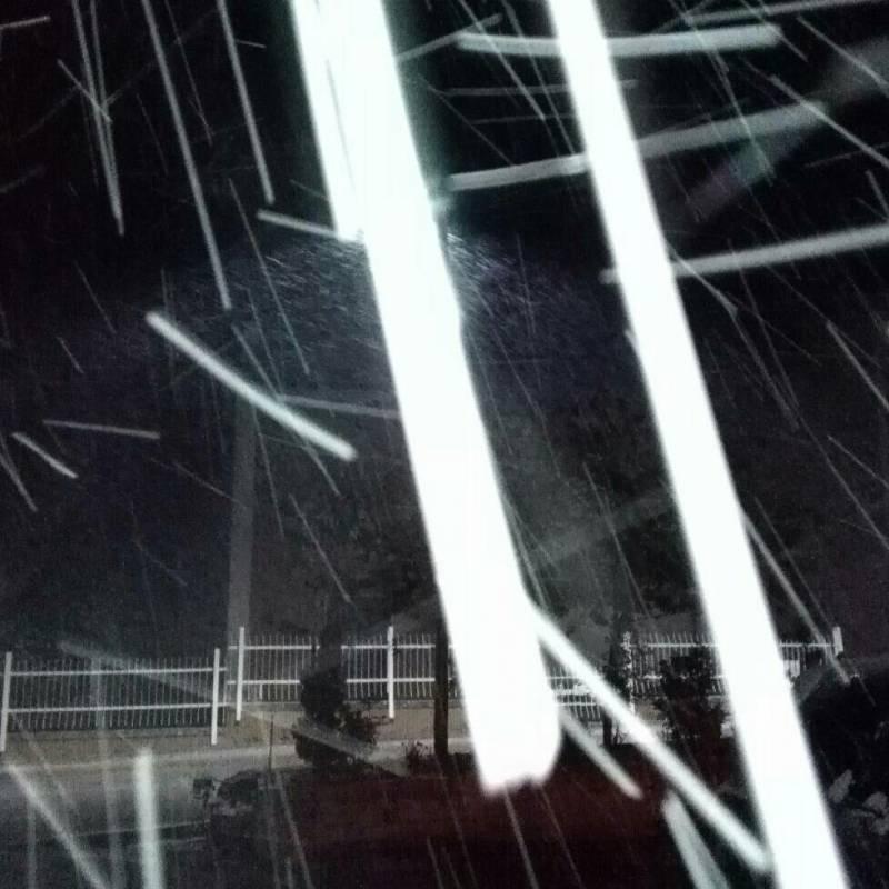 20 aprile neve