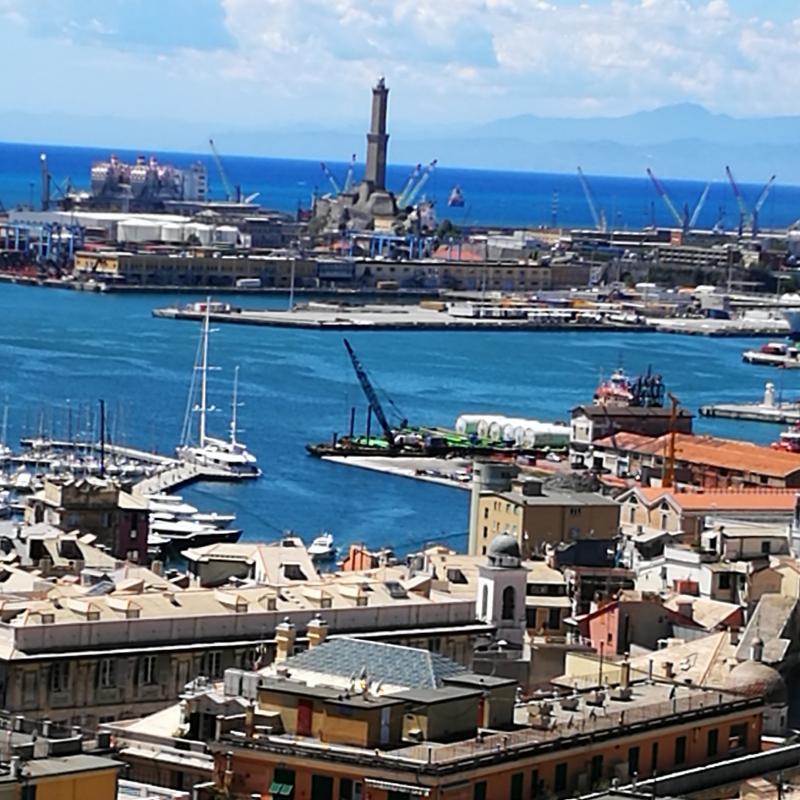 Genova semplicemente fantastica