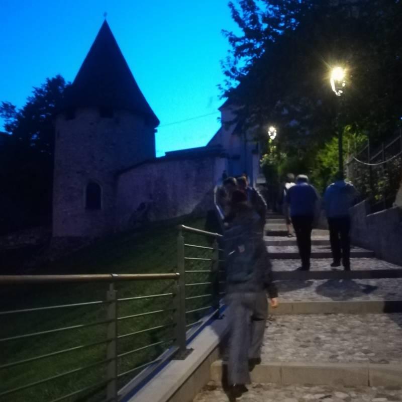 Passeggiata serale