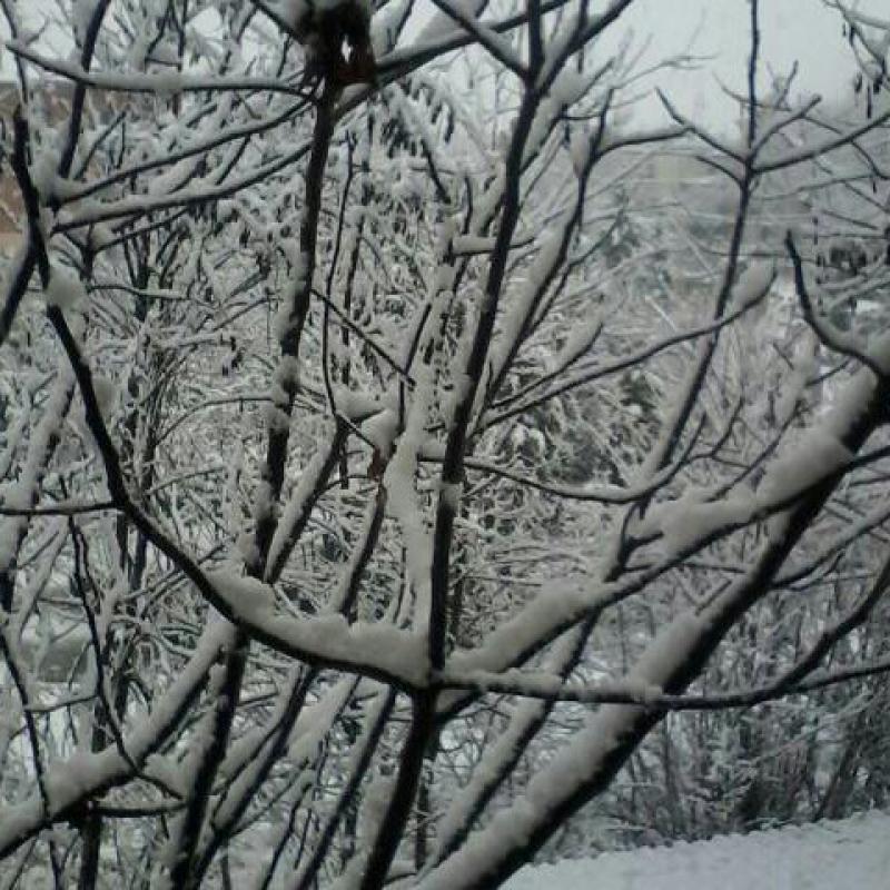 Ecco localita' confine con la prima nevicata 2018