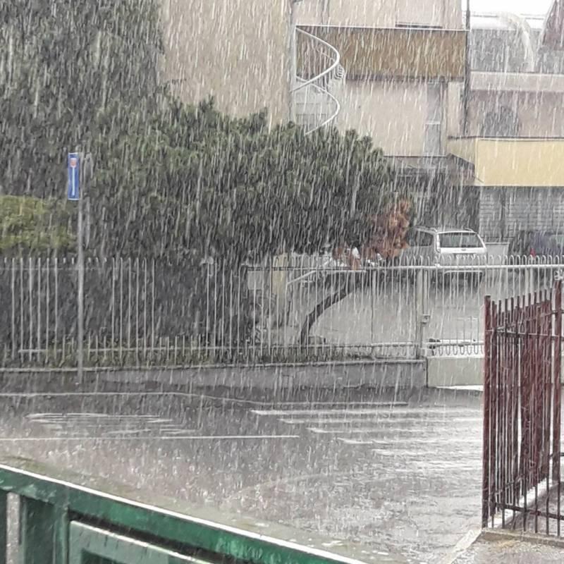 Piove adesso