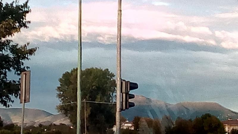 Foto Meteo: A Giarre « 3B Meteo