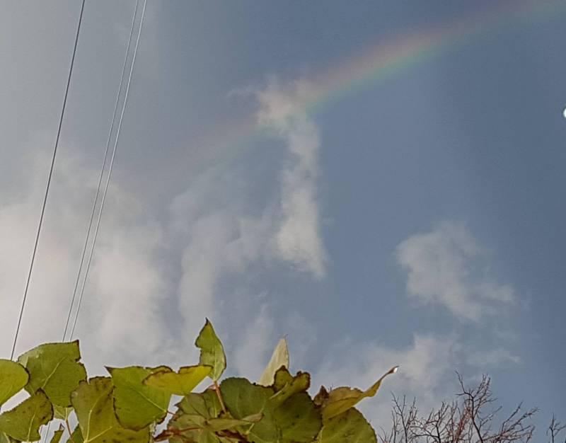 Dopo la tempesta arriva l'arcobaleno