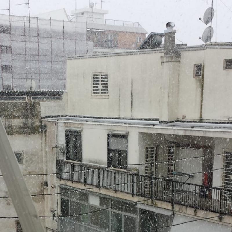 Neve 25 febbraio 2019