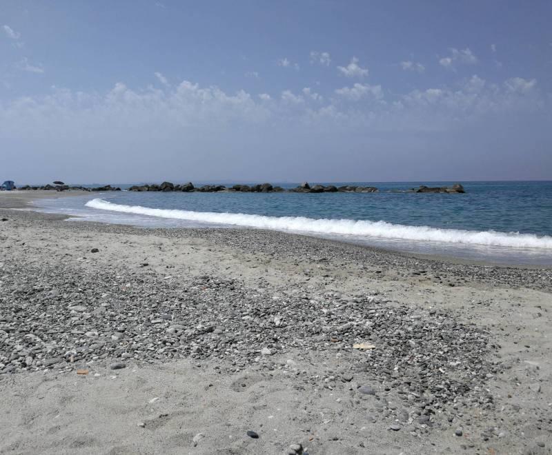Spiaggia rometta