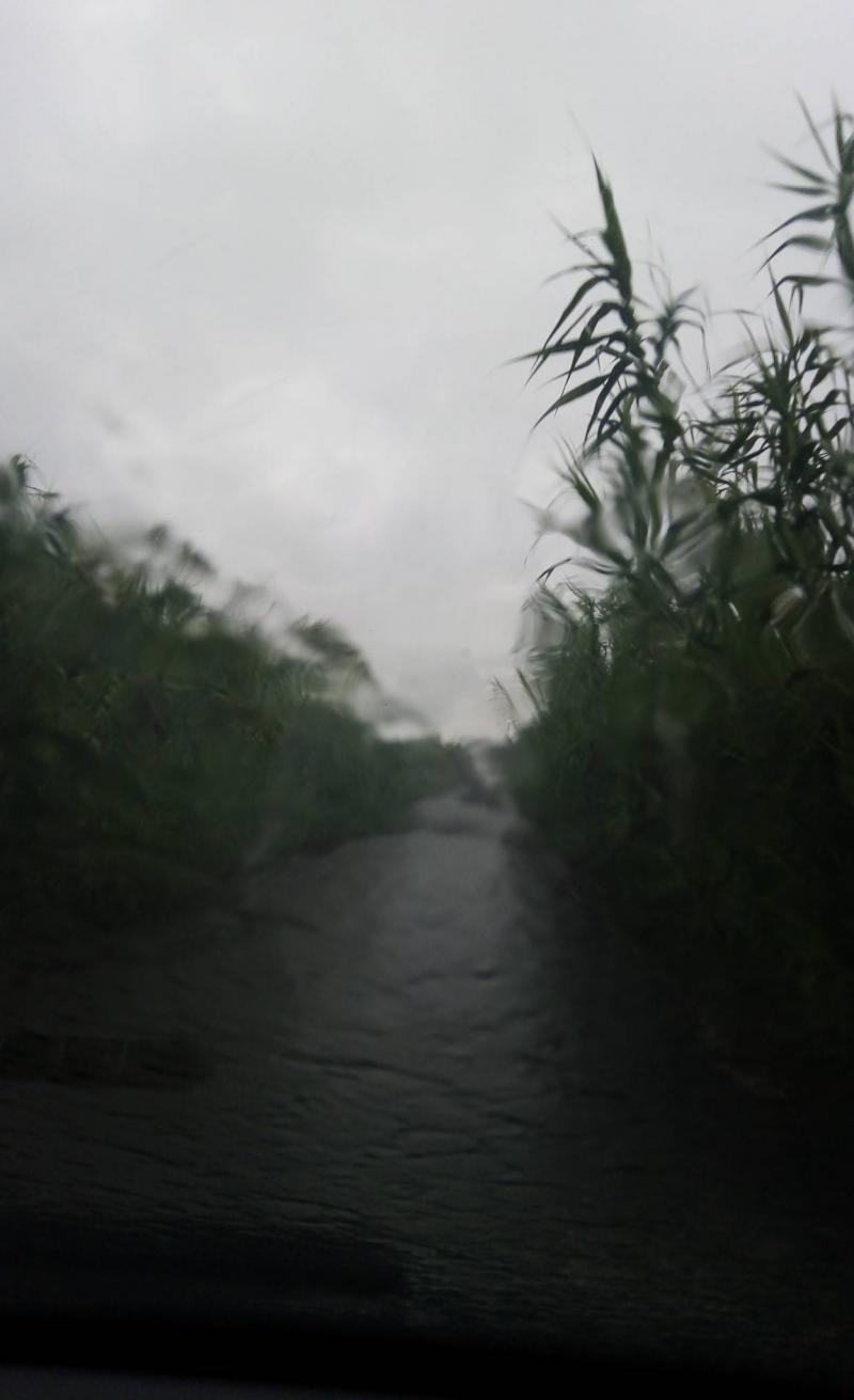 Poca pioggia