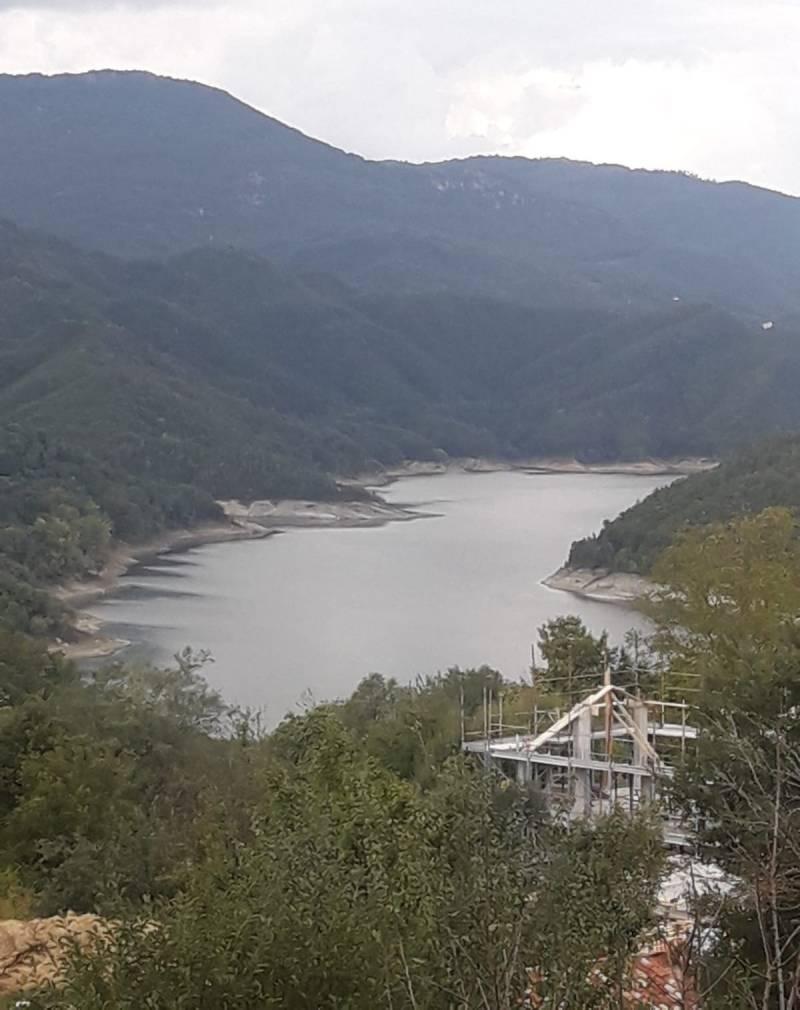 Lago del salto